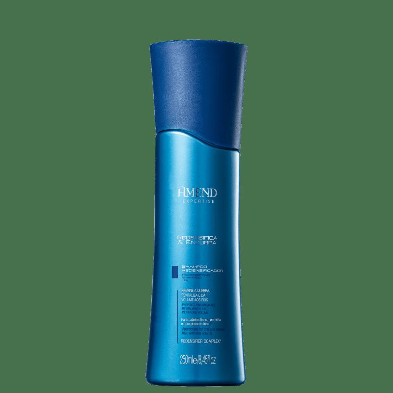 Shampoo Redensifica e Encorpa Amend 250ml