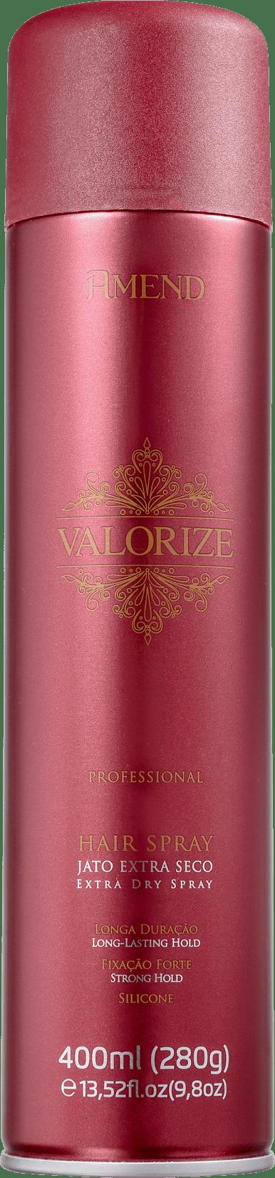 Spray Fixador Forte Valorize Amend 400ml