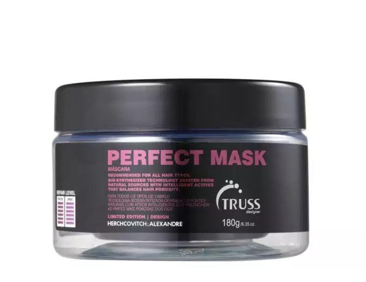 Truss Alexandre Herchcovitch Perfect - Máscara Capilar 180ml