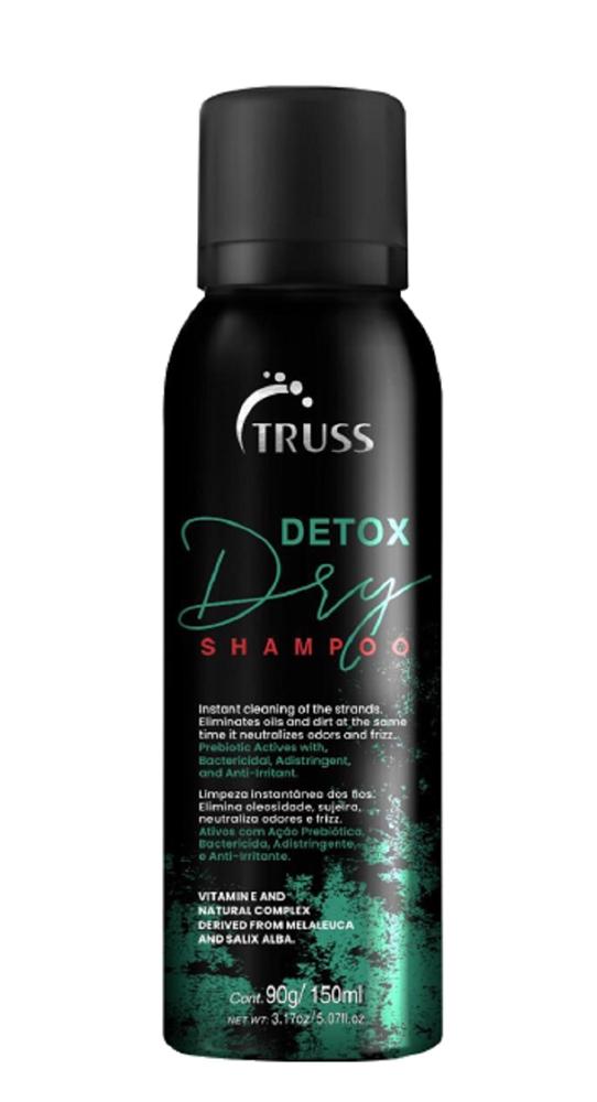 Truss Detox Dry Shampoo A Seco 150ml Vegano