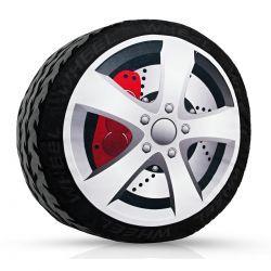 Almofada Roads ´´Roda´´ com Enchimento - Enchimento com Fibra Siliconizada