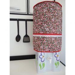 Capa para Galão de Água 20 Litros - Florzinha