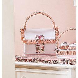 Farmacinha de Casinha Enfeitada - Coleção Princesa Baby