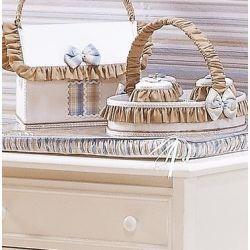 Trocador Avulso de Espuma Plastificado - Coleção Príncipe Baby