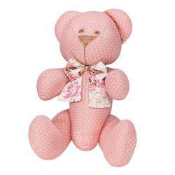 Enfeite Decorativo Urso P - Coleção Ursa Naná - 25cm