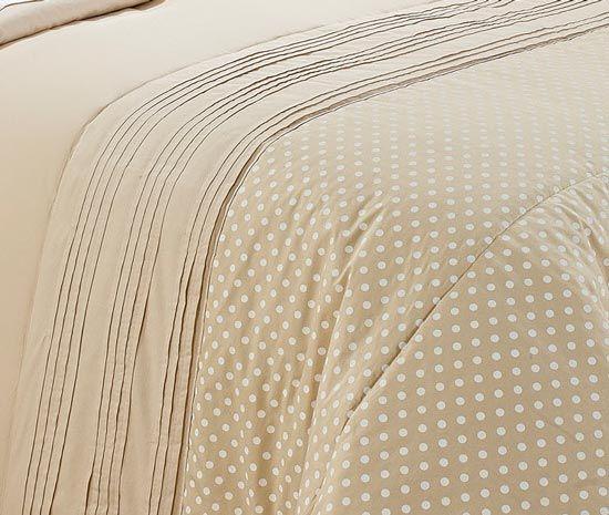 Cobre Leito Casal Queen Isadora 09 Peças - Acompanha 03 Almofadas - 100% Algodão 200 Fios