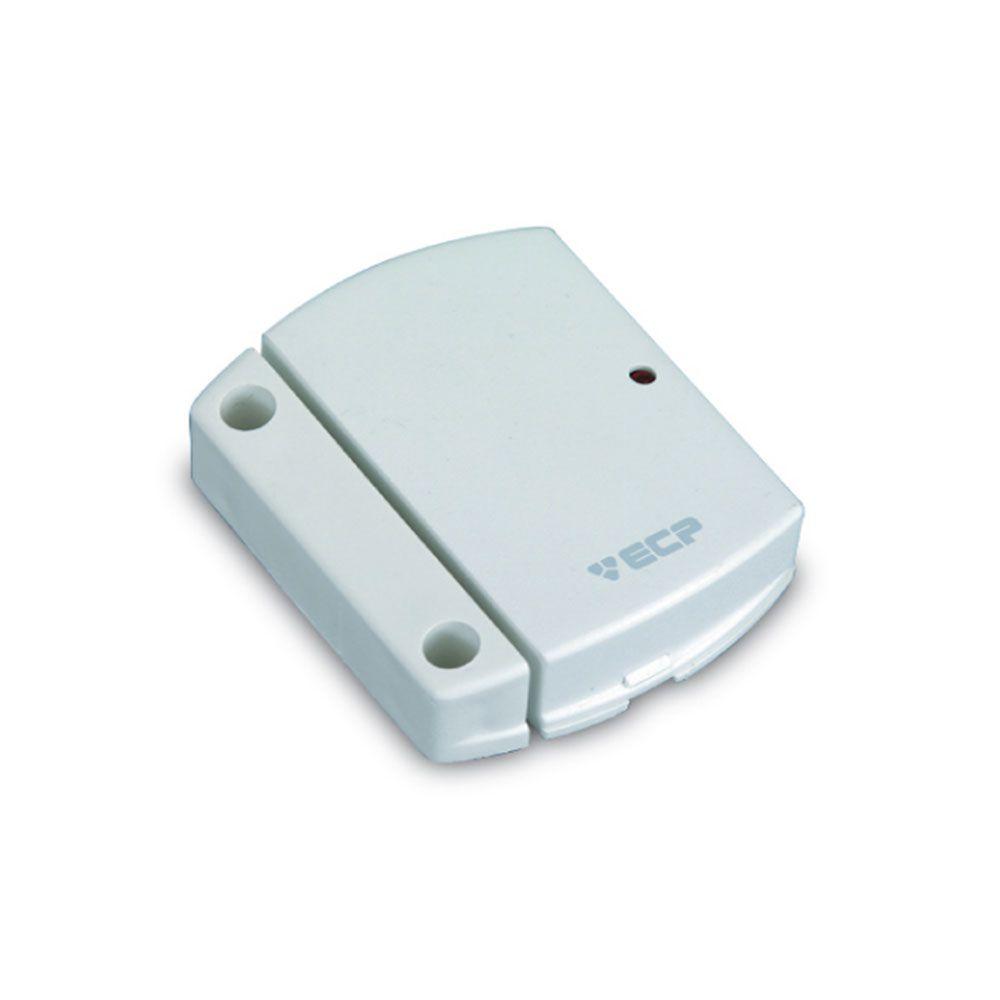 Sensor Magnético Sem Fio ECP Intruder para Portas e Janelas