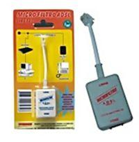 Micro Filtro ADSL 1 Saída - Siretec