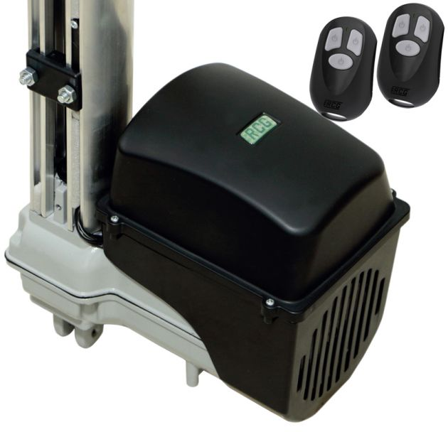 Automatizador Motor Portão Basculante 1/3 HP  1,40 Mts - 127
