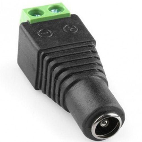 Conector Plug P4 Fêmea  Borne