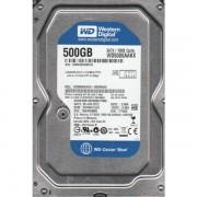HD Disco Rígido Western Digital  500G SATA 600MB/s 7200rpm 16M 3.5in (Cód. 1364)