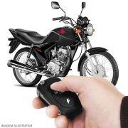 Alarme Moto Honda Fan 150 CG Liga Partida No Controle Remoto Sem Injeção (Cód. 1949)