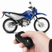Alarme Moto Yamaha XTZ 125 - Dedicado Sem Partida