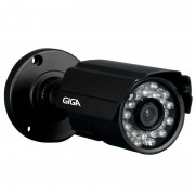Câmera Infra 1/3 CCD Sony Lente 3,6mm Giga Super Had