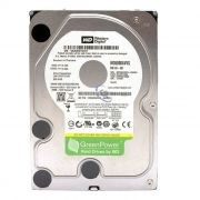 "HD Western Digital 500Gb 8MB Cache SATA  3.5"" GreenPower"