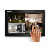 DVR 4 Canais c/ Tela Touch Screen Intelbras CVD 1004 e HD de 500 GB