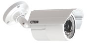 CÂMERA INFRA 30 METROS 1/3 LENTE DIGITAL 3,6MM 800 L. - CITROX