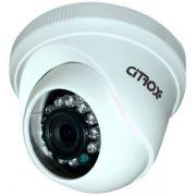 Câmera Dome AHD 1.3MP 1/3 Lente 3,6mm  20 metros 1280 X 960P Citrox