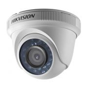 Câmera Dome HDTVI Turbo 1.3 MP 720P Hikvision Lente 2.8mm