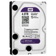 Hd Purple 4tb Sata 6 Gb/s 7200rpm 64mb Wd40purx Ideal para Vigilância