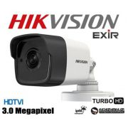 Câmera HD-TVI Turbo HD 3.0 Hikvision 1080P  ( 3MP, 2.8mm, 20metros)
