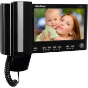Vídeo Porteiro Colorido IV-7010 HF LCD - Preto Intelbras