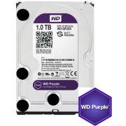Hd Purple 1tb Sata 6 Gb/s 7200rpm 64mb Wd20purx Ideal para Vigilância