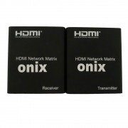 Extensor de Vídeo HDMI Ethernet - Onix Security