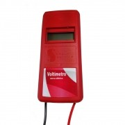 Voltímetro Digital Para Cerca Elétrica - Securi Service