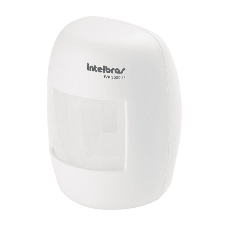 Sensor Infravermelho Passivo Sem Fio IVP 2000 SF