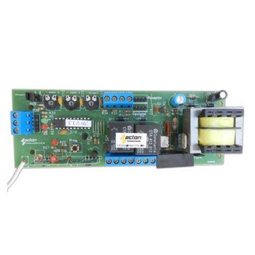 Central Placa de Comando p/ Portão Compatível com Garen Retangular