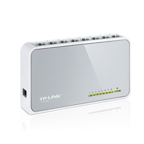 Switch 8 Portas 10/100Mbs TP Link TL-SF1008D