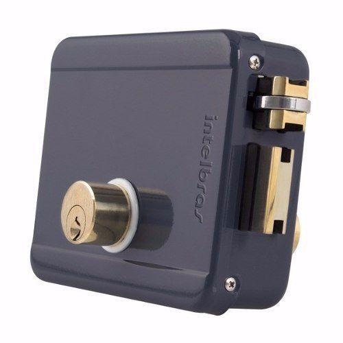Fechadura Elétrica Intelbras Cilindro Fixo FFX 1000