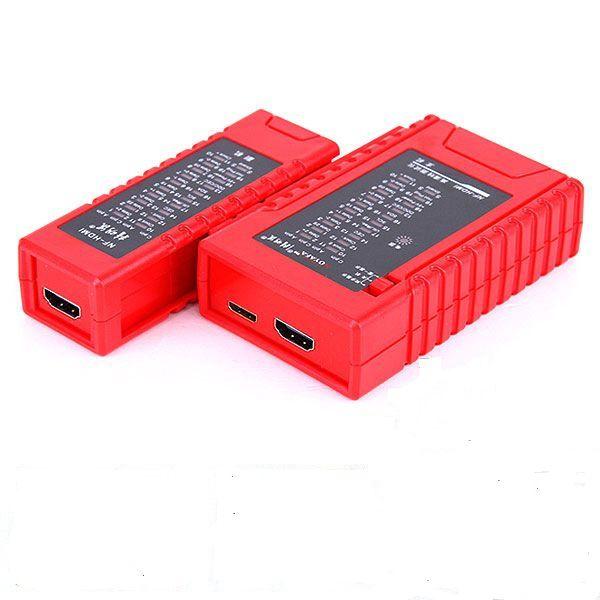 Testador para cabos HDMI e Mini HDMI Diversas Versões (1.0 à 1.4)