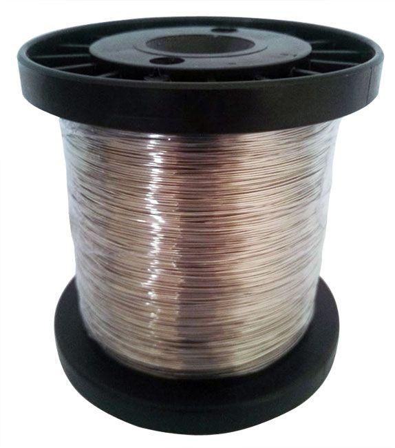 Fio de Aço Inox p/ Cerca Elétrica - Confiseg - 0,90 mm