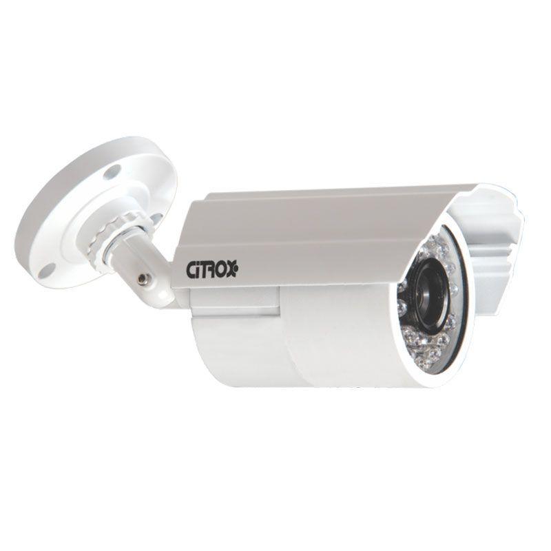 Câmera Infra Ahd 1.3mp 1/3 Lente 3,6mm 20 Metros 1280 X 960P Citrox