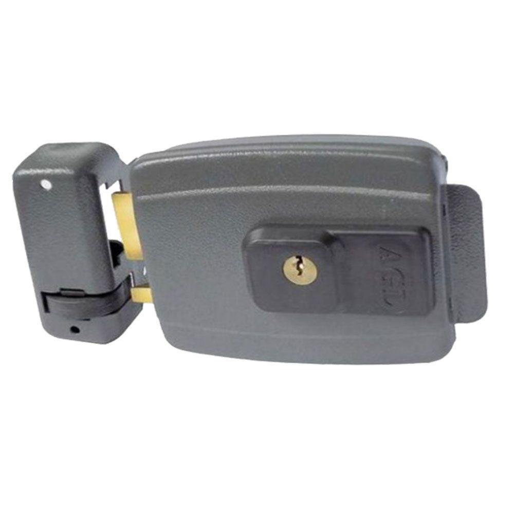 Fechadura Elétrica com Abertura Interna AGL AL 100 -12Volts