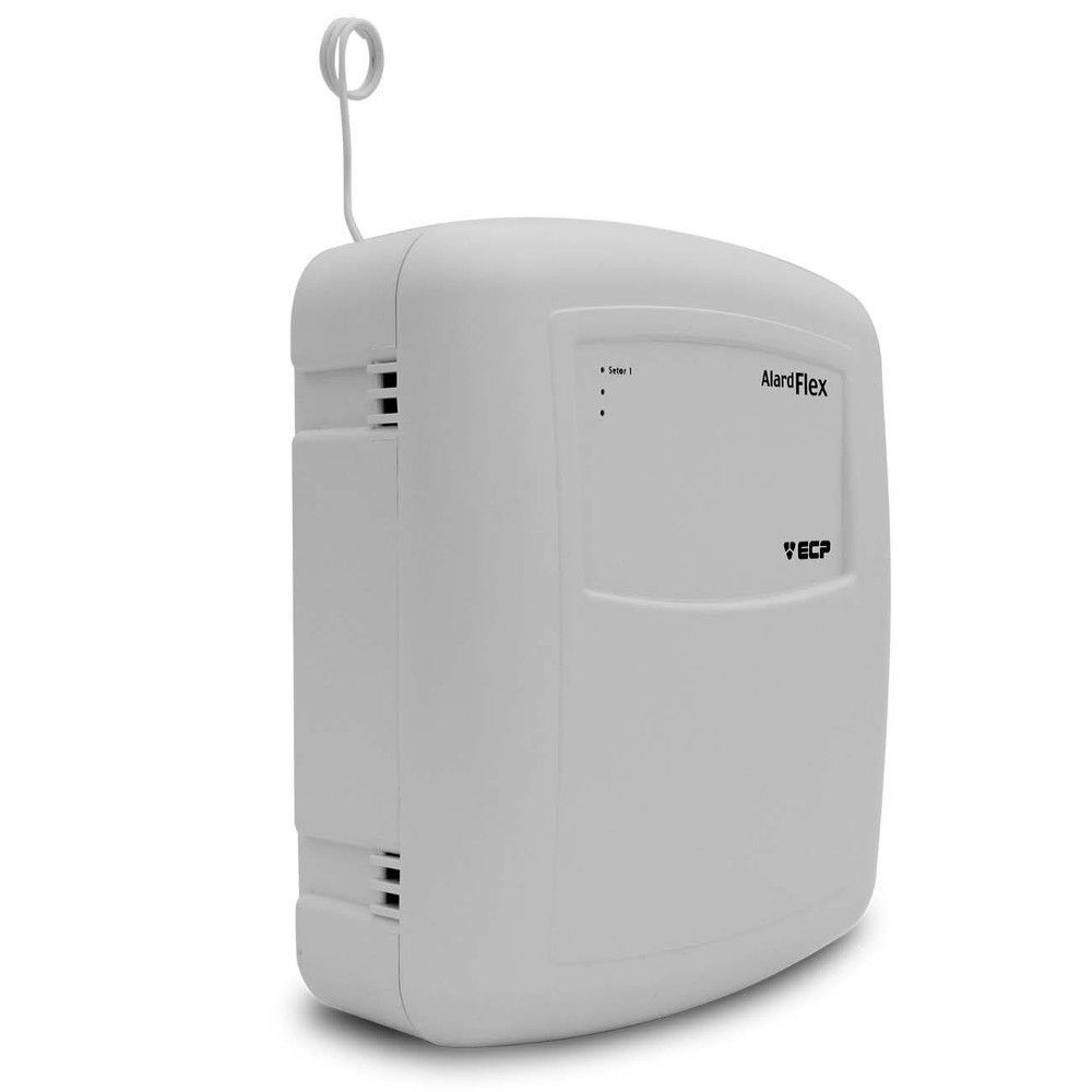 Kit de Alarme Alard Max 1 - Com Discadora DTMF  ECP