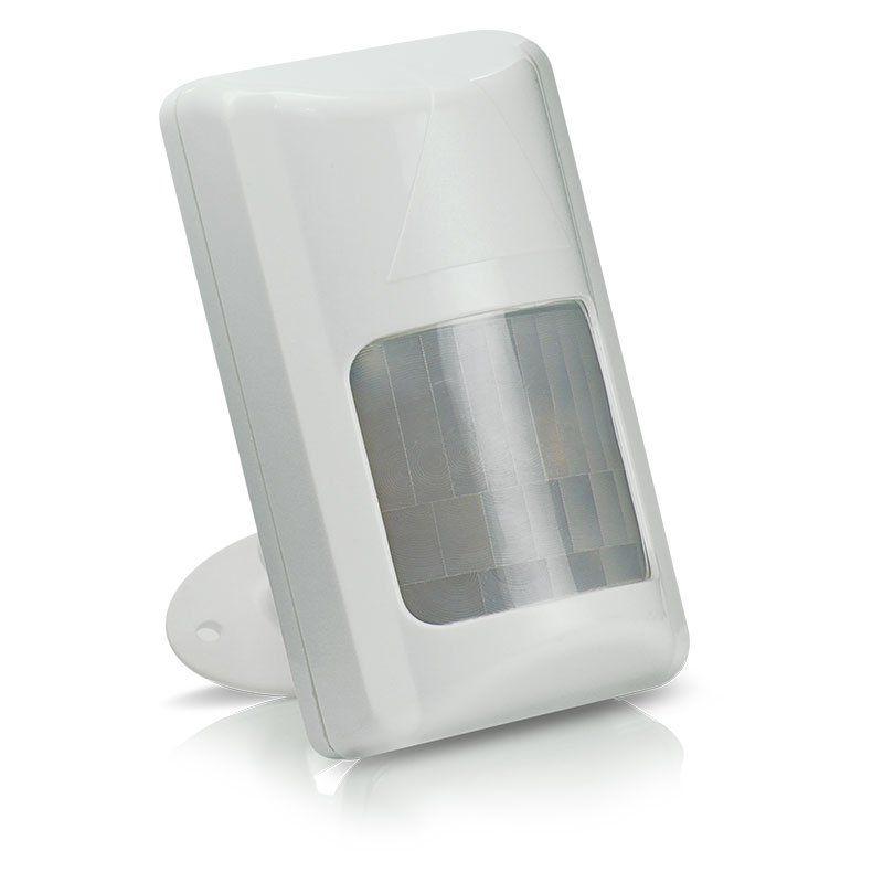 Sensor de Presença Articulável com Infra e Fotocélula