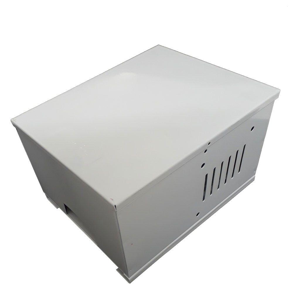 Distribuidor de Vídeo 4x1 com Fonte 12V 5A Onix Security