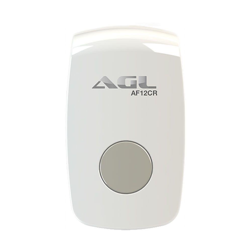 Acionador por Botão e Controle Remoto de Fechadura Elétrica 12 Volts  (AGL)
