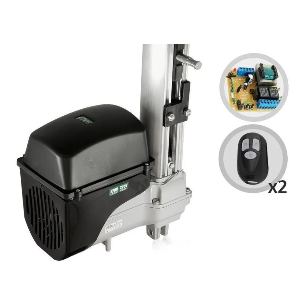 Automatizador Basculante RCG  de 1/4 HP  Maxi 1,4 Mts