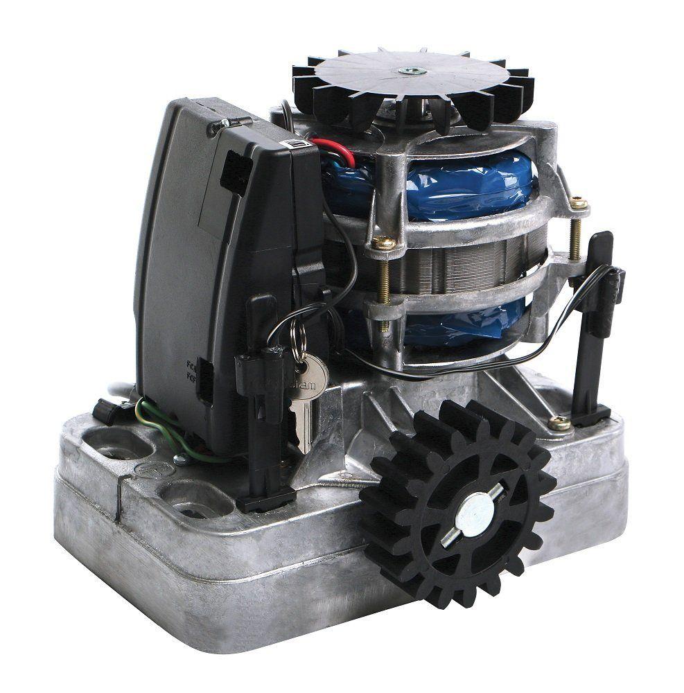 Automatizador Motor Portão Deslizante 1/4 HP RCG Slider Maxi Speedy - 220 Volts