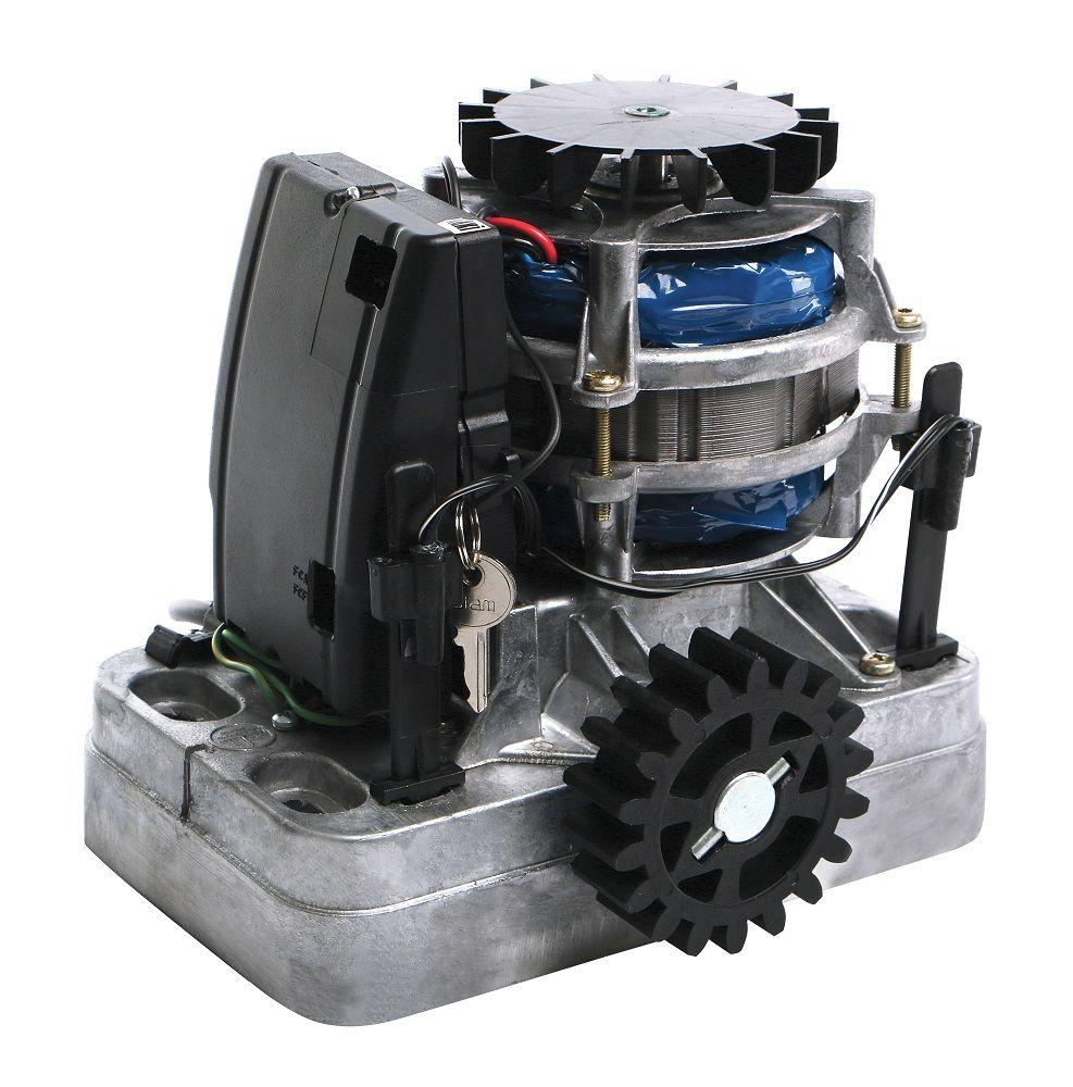 Automatizador Motor Portão Deslizante 1/5 HP RCG Slider Speedy Slim - 220V