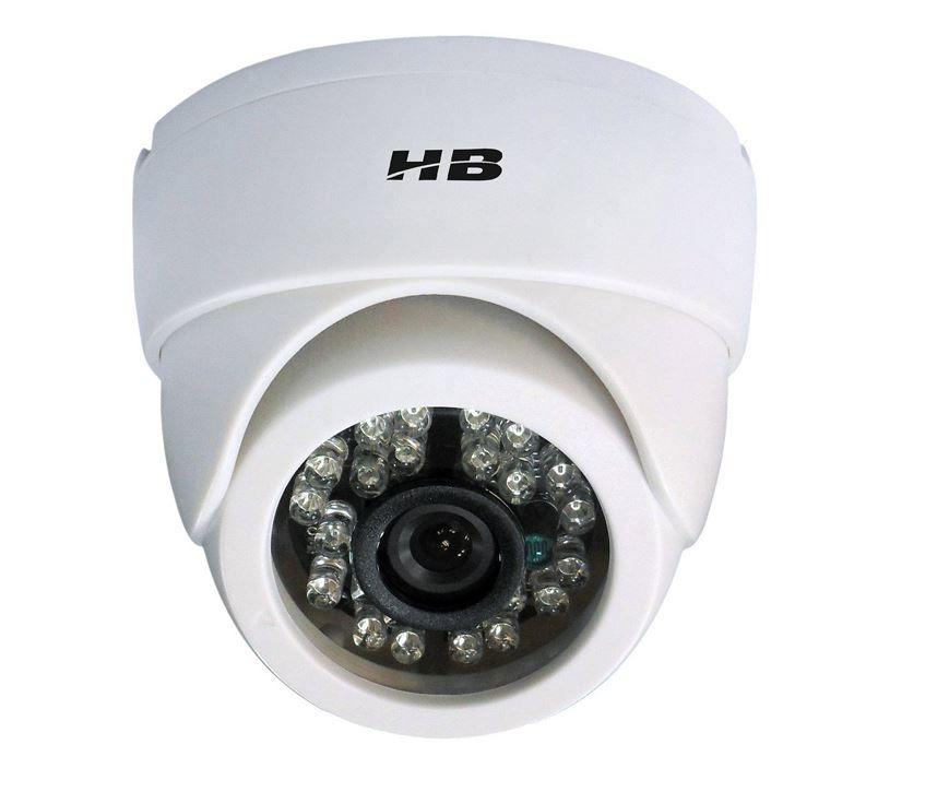 Câmera HDCVI 1.3 Megapixel Alta Definição HB TECH 25 Metros 960P