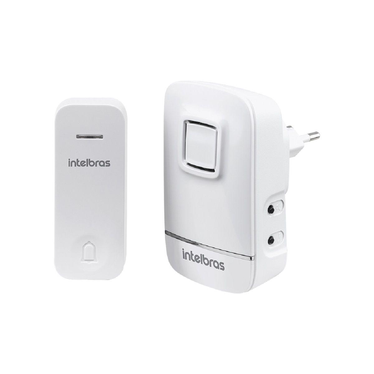 Campainha Eletrônica Intelbras sem Fio sem Bateria - CIK 200