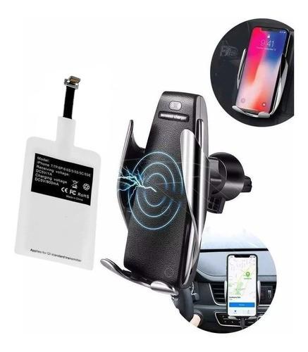 Carregador + Receptor Indução Iphone
