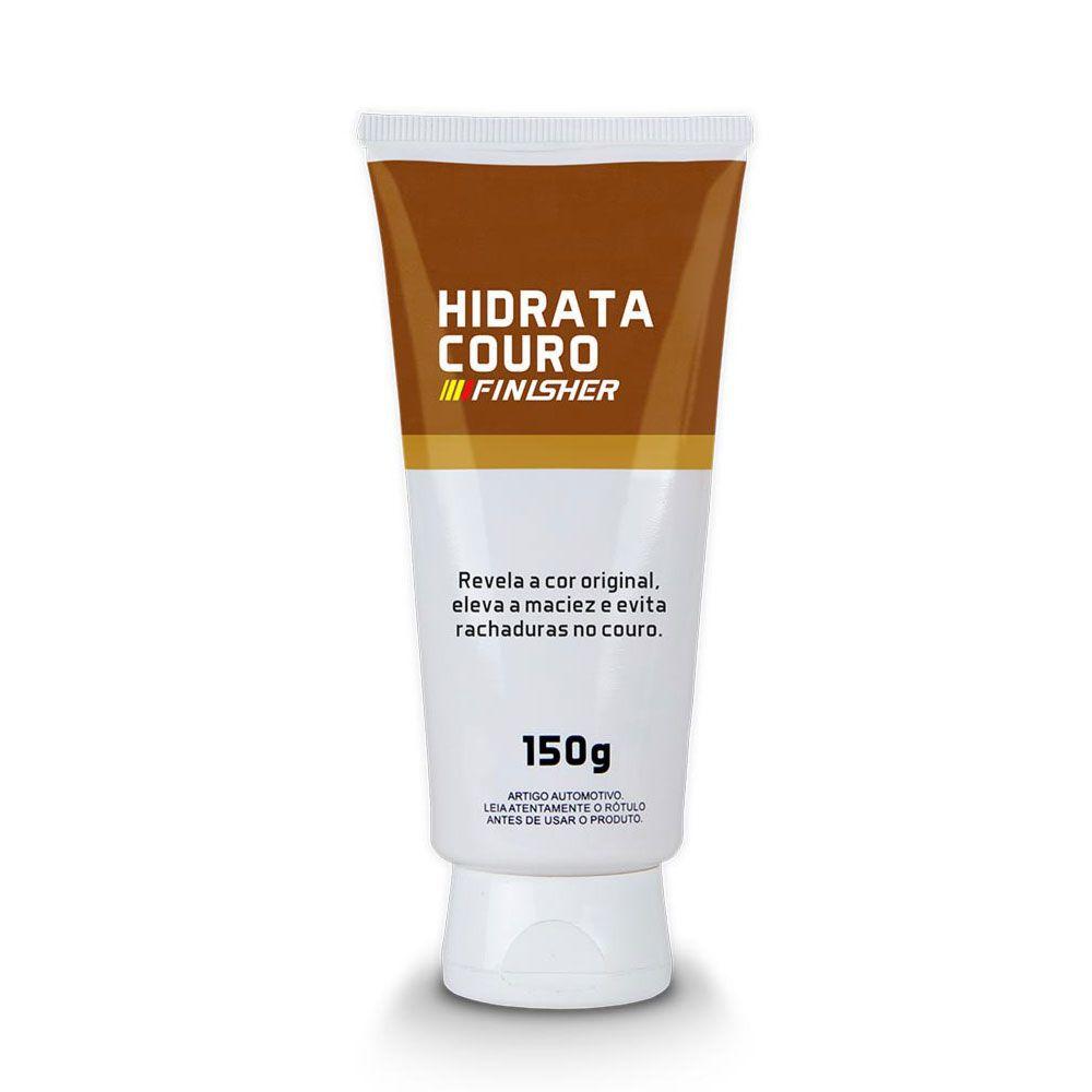 Hidrata Couro Finisher Renovador Condicionador 150g