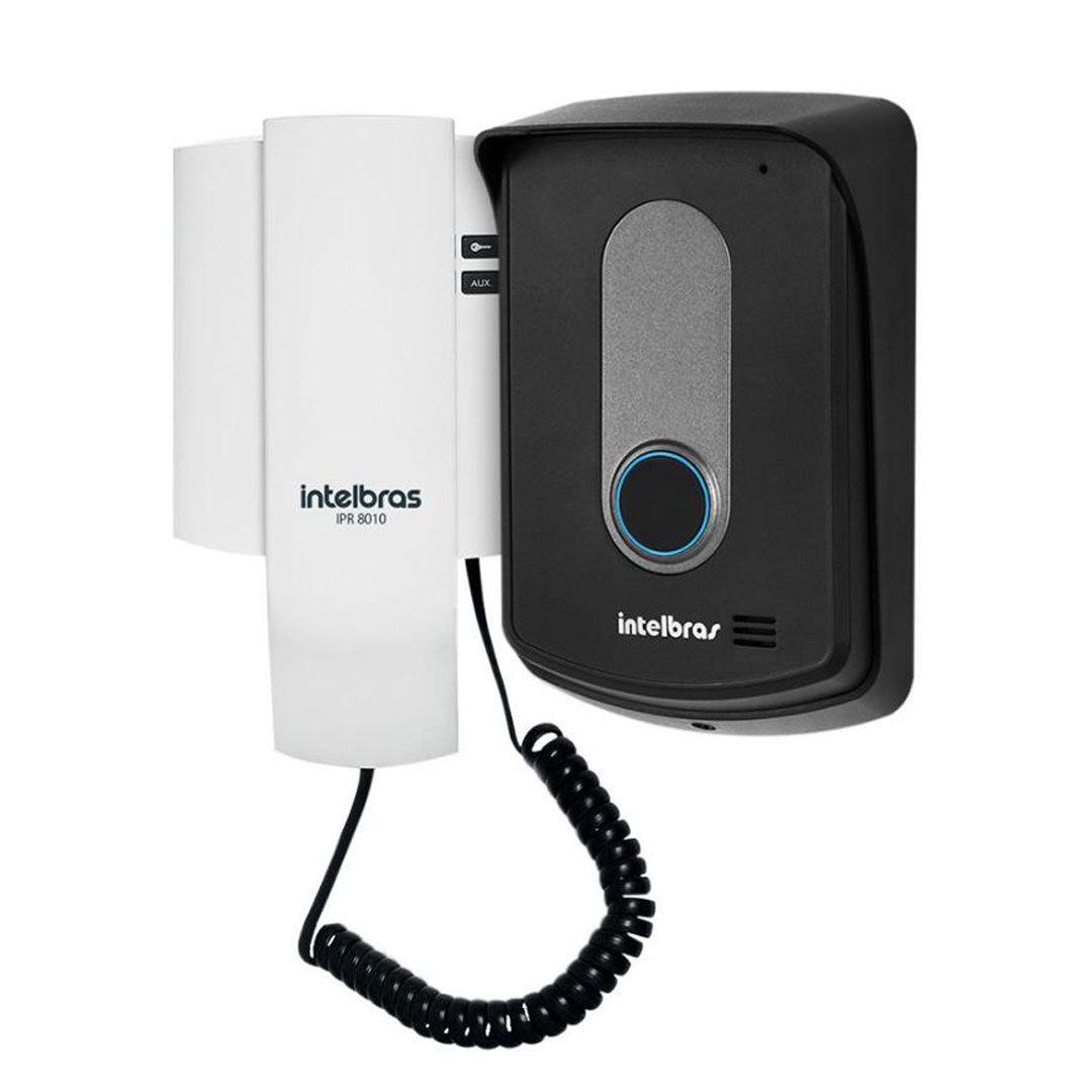 Porteiro Eletrônico Interfone  IPR 8010 - Intelbras