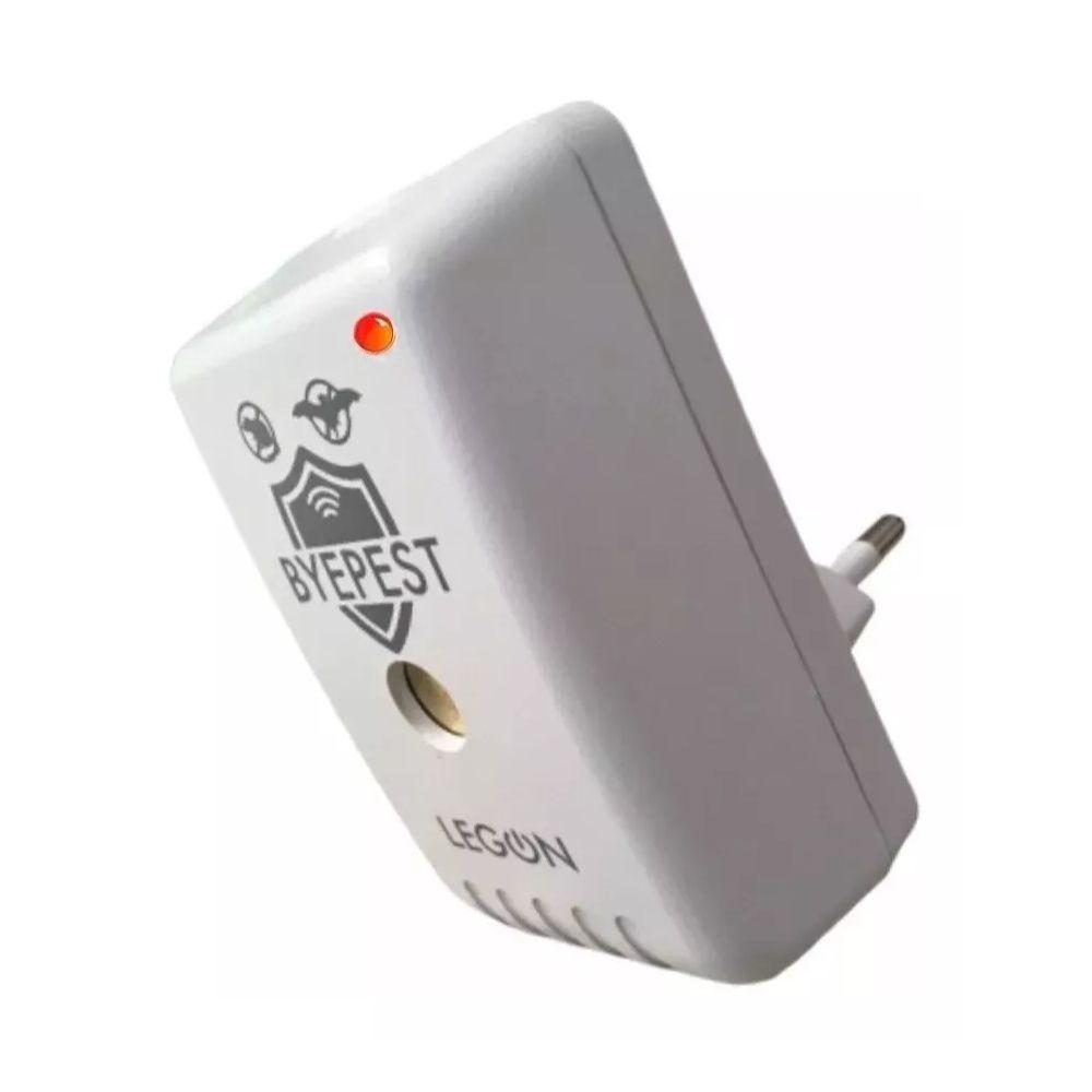 Repelente Eletrônico para Ratos e Morcegos  Byepest - Bivolt